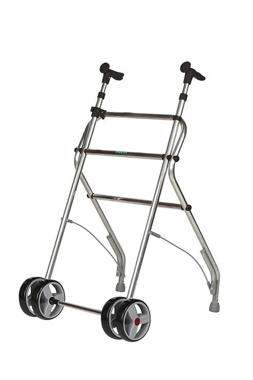 Forta fabricaciones - Andador para ancianos FORTA AIR - Negro