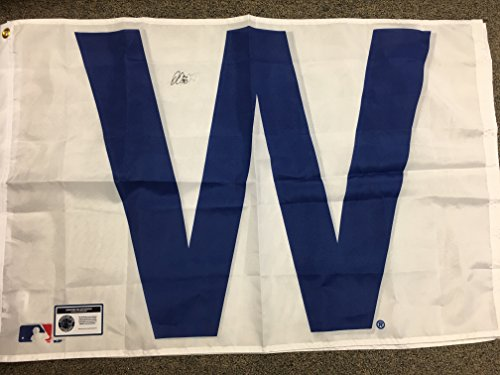 Jon Jay Autographed Signed Chicago Cubs 2x3 W Flag Very Rare Certified Authentic Hologram & Coa Card