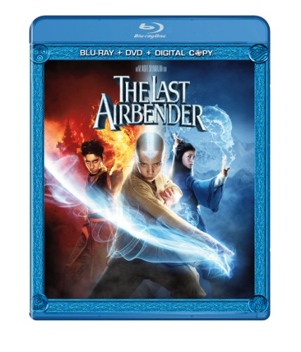 The Last Airbender (Two-Disc Blu-ray/DVD Combo)