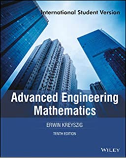 advanced engineering mathematics erwin kreyszig 9780470458365