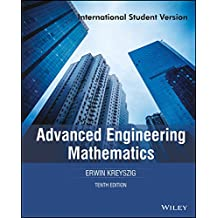 Advanced Engineering Mathematics, 10Th Ed, Isv