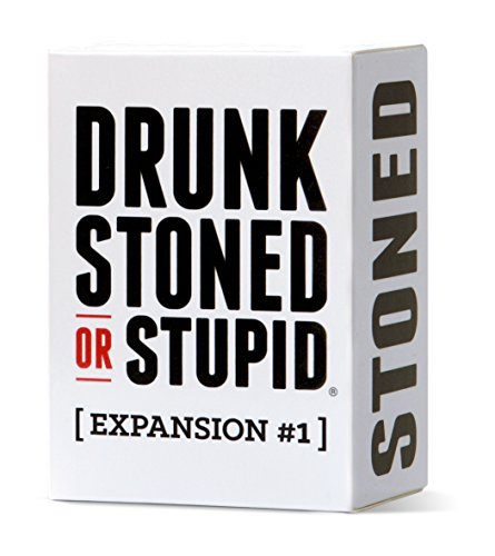 DRUNK STONED OR STUPID First Expansion (Large Image)