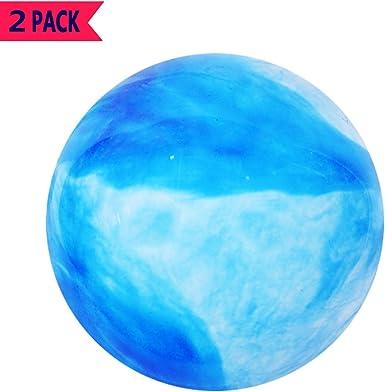 Amazon.com: Movard - Bola de playa para niños, con bola ...