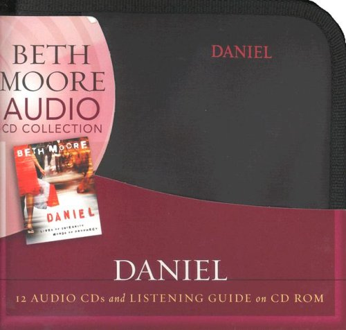 Daniel (CD Set): Lives of Integrity, Words of Prophecy