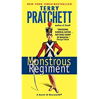 Monstrous Regiment: A Novel of Discworld