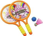 Badminton Racket Children Tennis Racket Toys Baby Fitness Outdoor Sports