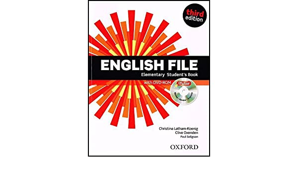 Oxford New English File Elementary Student's Book Download