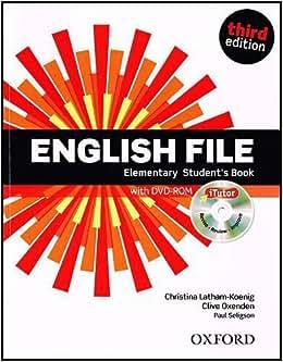 English File third edition: English File - Elementary