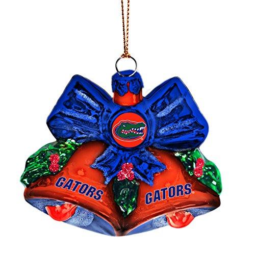 - NCAA Florida Gators Glitter Bells Ornament