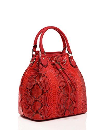 JEZZELLE - Bolsa Mujer Red