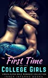 Free eBook - First Time For The College Girls