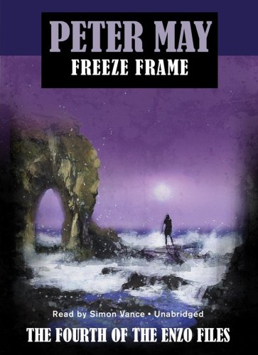 Freeze Frame (The Enzo Files #4)(Library Edition) (Enzo Files (Audio))