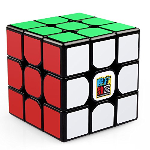 (Coogam Moyu Cubing Classroom MF3RS 3x3 Speed Cube Puzzle Toy Black)