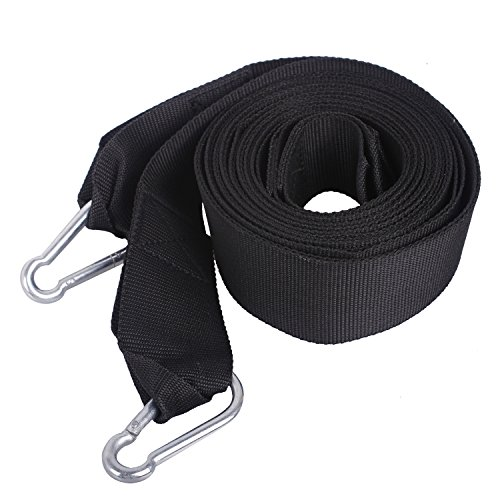 Tree Hanging Hammock Straps, Adjustable Heavy Duty for Camping, Hiking or Backyard, Set of 2