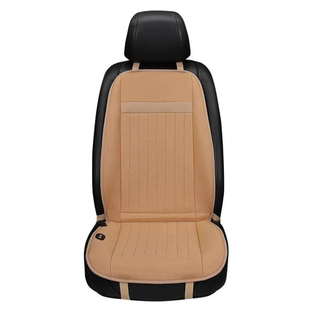 per Auto Ufficio Casa Funzione Temperatura Costante Seggiolino Auto 12V Cuscino Caldo Winter Plus Riscaldatore Sedile Automatico Caldo Seggiolino Auto Riscaldato Riscaldamento Sedili Auto