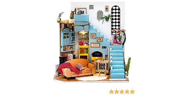 ROBOTIME Dollhouse Kits DG141