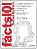 Studyguide for Management Fundamentals: Concepts, Applications, Skill Development by Robert N. Lussier, ISBN 9781111577520, Cram101 Textbook Reviews Staff, 1490292799