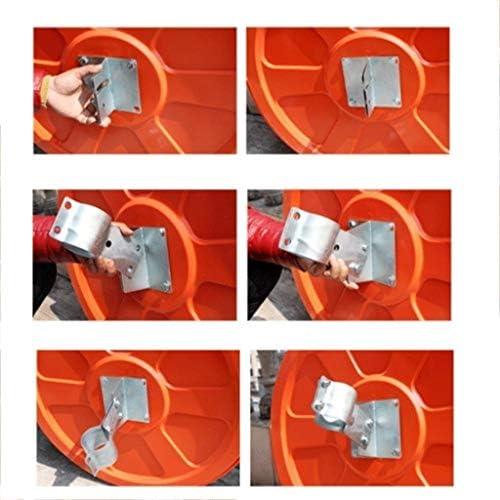カーブミラー キャップ凸セキュリティミラー付き安全トラフィックミラー、屋外ユニバーサルマウントブラケットを含めます RGJ4-26 (Size : 600mm)