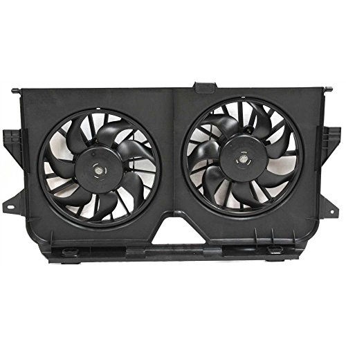 Caravan Town & Country 05 06 07 Radiator Ac Cooling Fan