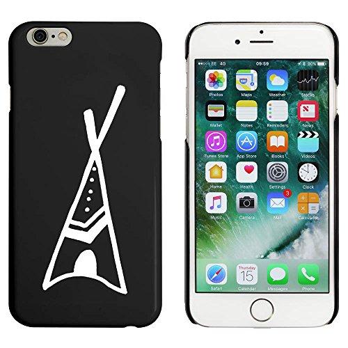 Noir 'Tipi' étui / housse pour iPhone 6 & 6s (MC00042285)