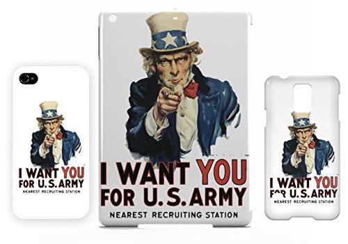 I want you US army poster iPhone 6 / 6S cellulaire cas coque de téléphone cas, couverture de téléphone portable