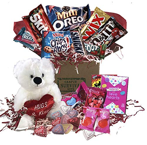 - Sweetheart Valentine Care Package (Bear)