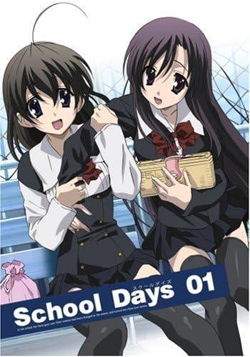 エロいアニメ28『School Days』