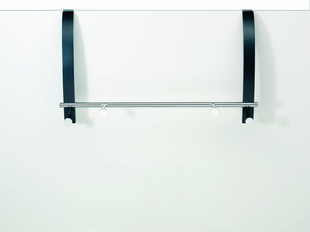 Kela 22233 Badezimmerständer, Rostfrei, Metall, 173,5 cm Höhe, Sinerio, Anthrazit Anthrazit Anthrazit d7b85c