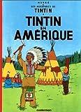 Tintin en Amerique, Hergé, 220300102X