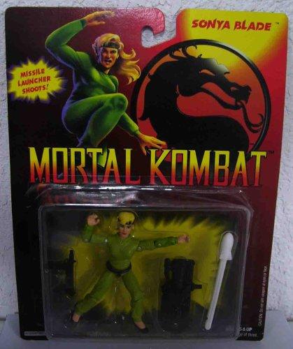 Mortal Kombat Sonya Blade