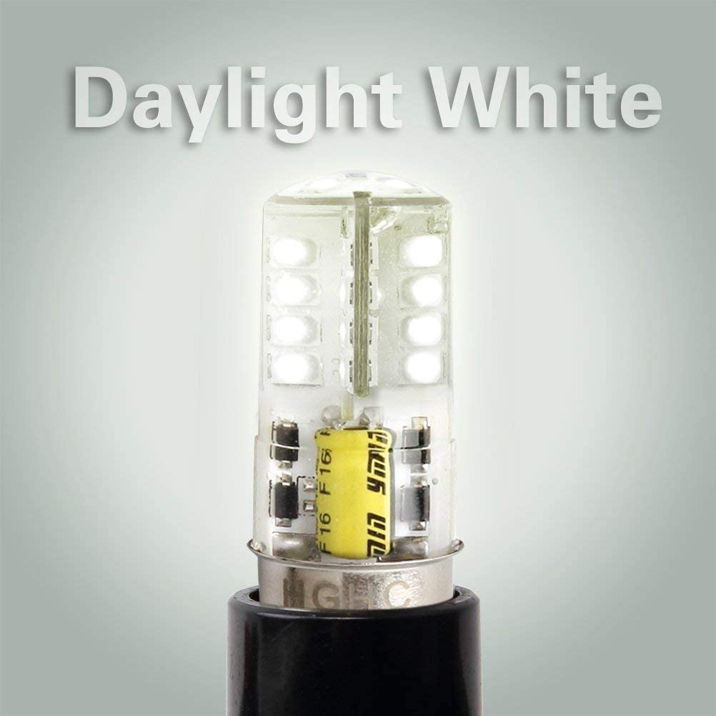 Pack of 2 Pyjr Single Contact Bayonet Base Ba15s 1003 7506 1156 1141 P21W 12V Led Bulbs Boat 5W Warm White 3000K 500Lm Landscape bulbs. Trailer Campe Water-Resistant Led Bulb for Rv