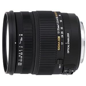Sigma 17-70 mm f/2,8-4 OS
