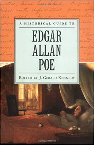 A Historical Guide to Edgar Allan Poe (Historical Guides to American Authors) (2001-01-04)