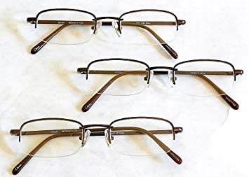 762cd62e36 Amazon.com   (3 PAIR+ BONUS) Foster Grant +2.00 MIKE Reading Glasses H29 +  FREE BONUS MICROFIBER CLEANING CLOTH   Other Products   Beauty