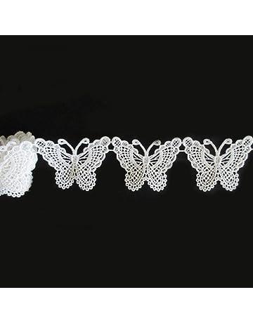 0a55d4aedc927 Amazon.co.uk: Lace - Trim & Embellishments: Home & Kitchen