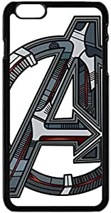 Raging fire£¨ TM £©Fashion Avengers Age of Ultron for iPhone 6 plus(5.5inch) Cell Phone Cases Cover Popular Gifts