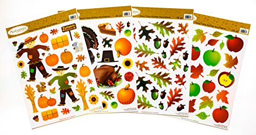 Darice 5301 52 Window Decorations Seasonal