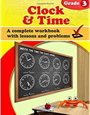 Clock and Time, Grade 3