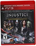 Injustice: Gods Among Us Ultimate Edition - PlayStation 3 Greatest Hits