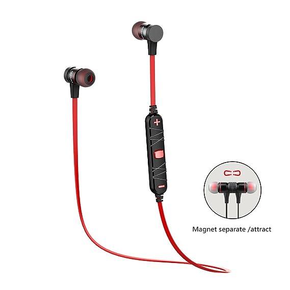 fde5d1bf74e Wireless Headphones AWEI Bluetooth Earphones Sport Earbuds In Ear Headset  Sweatproof for Running (6 Hours