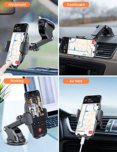 Best Cell Phone Holder for Car 2021 USA TORRAS Brand