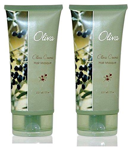 Олива Crema - Волосы Маска Кондиционер 7.5oz (2 шт)