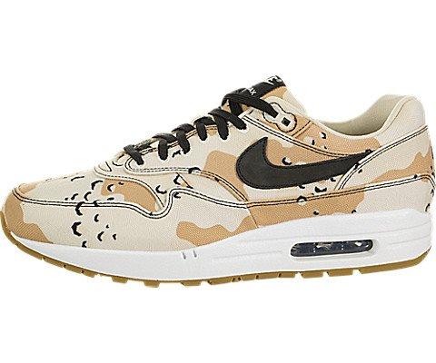 Nike Air Max 1 Premium (Beach Camo) (Nike Air Max Ltd Mens Running Shoes)
