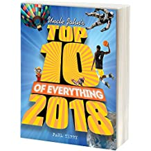 Uncle John's Top 10 Of Everything 2018 - Soft Cover Book - Over 300 Pages