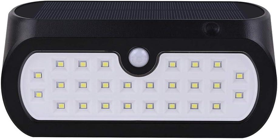 TYXQ 26LED Luz De Pared Solar Inducción del Cuerpo Humano