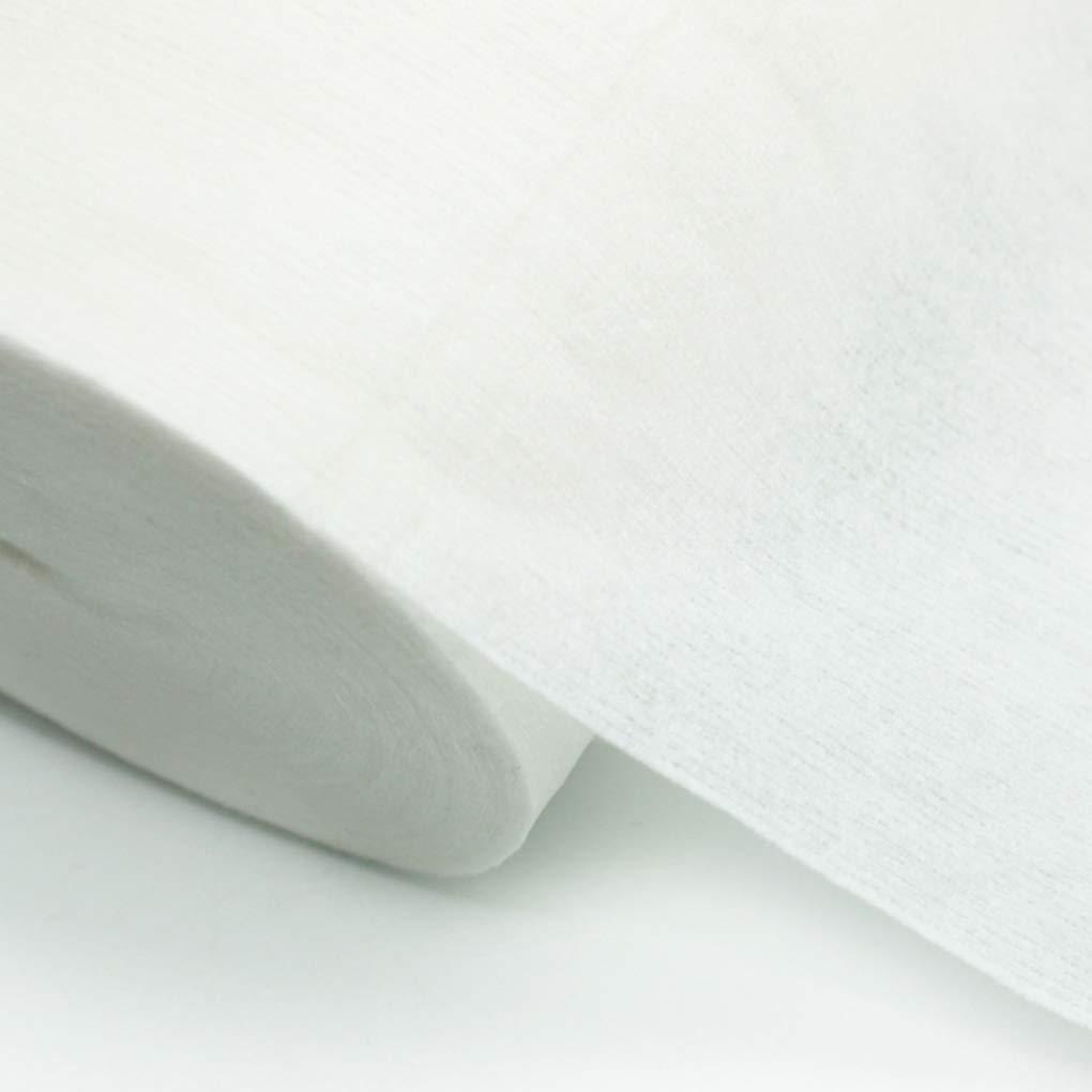 DANDANdianzi 100pcs Roll Desechables de Fibra de bamb/ú del pa/ñal Liners Infantil del beb/é Respetuoso del Medio Ambiente Suave del pa/ño del pa/ñal Insertar