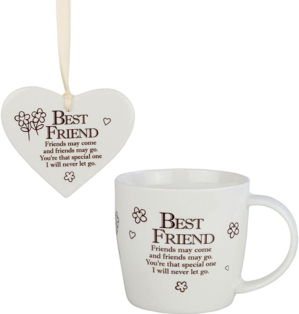 Said with Sentiment Friendship Mug