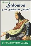 SalomOn y Los Sabios de Israel, Antonio González Vinagre, 8484079287