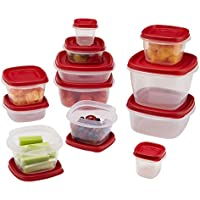 Rubbermaid 24-Piece Food Storage Container Set w/Lid