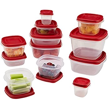 rubbermaid kitchen storage containers rubbermaid 50 easy find lid food storage 4947